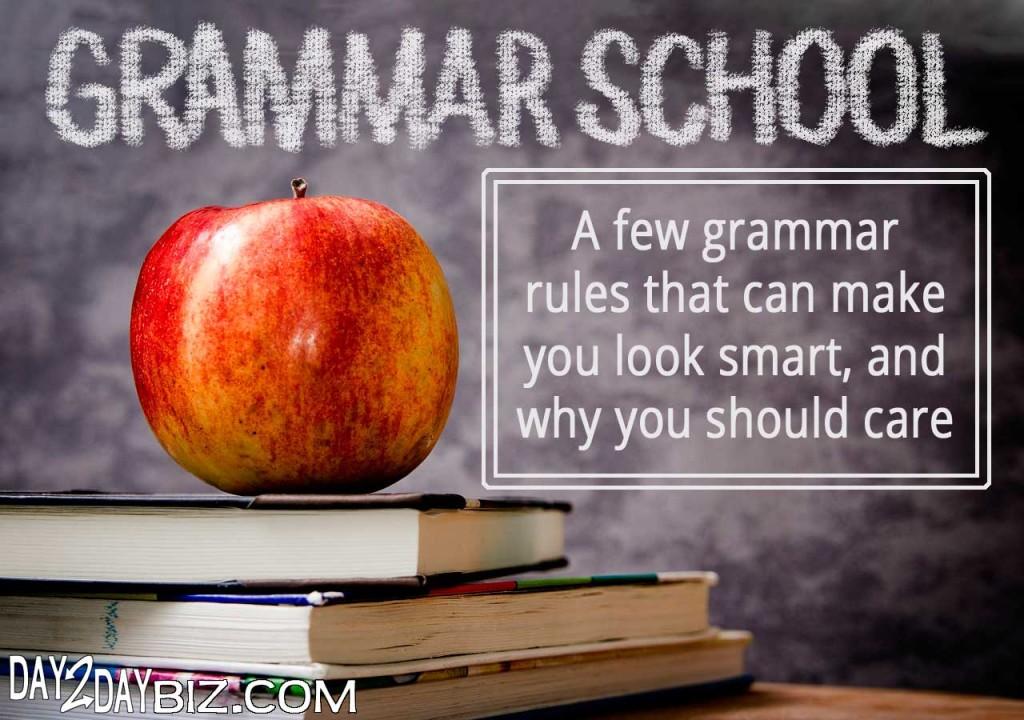 a-few-grammer-rules-1